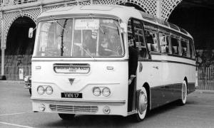 1959 AEC Reliance 2MU3RV Harrington Cavalier